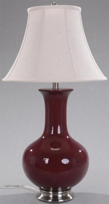Ls-21325burg - Lite Source - Ls-213256urg > Table Lamps