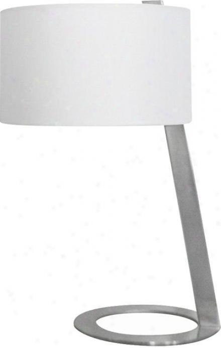 Ls-21395ps/wht - Flower Origin - Ls-21395ps/wht > Table Lamps