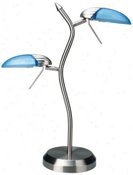 Ls-309ps/l/blu - Lite Cause - Ls-309ps/l/blu > Table Lamps