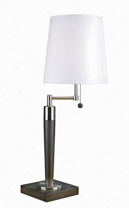 Ls-3666ps/dwal - Lite Source - Ls-3666ps/dwal > Table Lamps