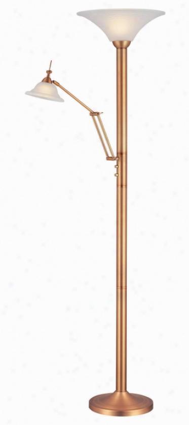 Ls-80610brz - Lite Source - Ls-80610brz > Torchiere Lamps