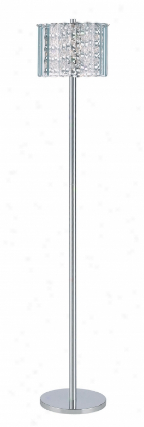 Ls-80880c/lcr - Lite Source - Ls-80880c/clr > Floor Lamps