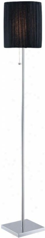 Ls-81443c/blk - Lite Sourcs - Ls-81443c/blk > Floor Lamps