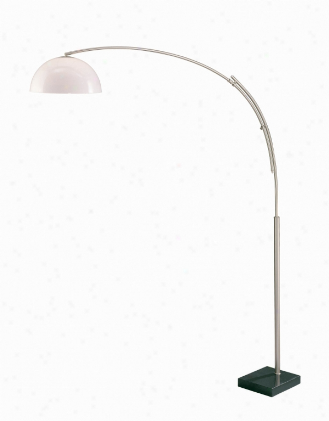Ls-8652ps/wht - Lite Source - Ls-8652ps/wht > Floor Lamps