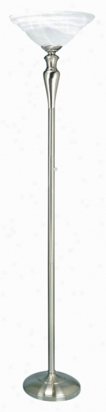 Ls-9554ps/cld - Lite Source - Ls-9554ps/cld > Torchiere Lamps