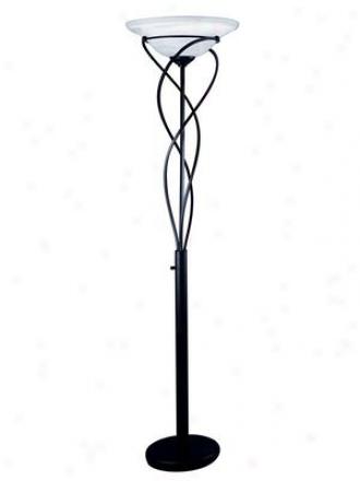 Ls-9640d/brz - Lite Source - Ls-9640d/brz > Torchiere Lamps