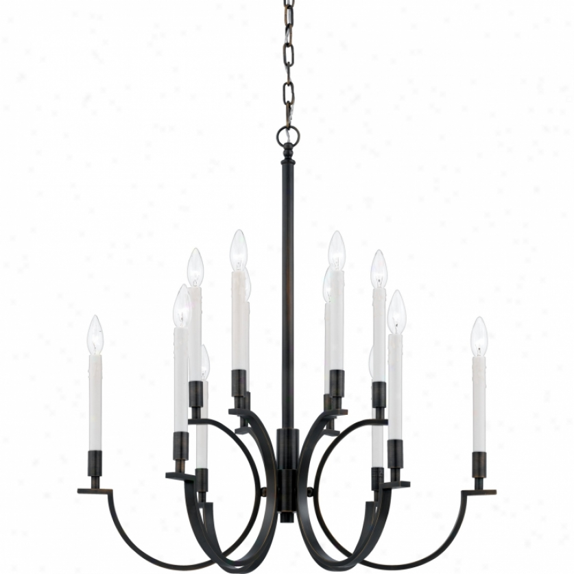 Lsc5012gg - Quoizel - Lsc5012gg > Chandeliers