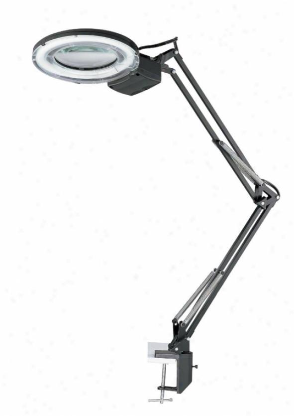 Lsm-198blk - Lite Source - Lsm-198blk > Magnifier Lamps