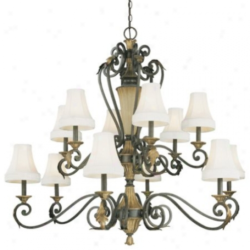 M2085-23 - Thomas Lighting - M1085-23 > Chandeliers