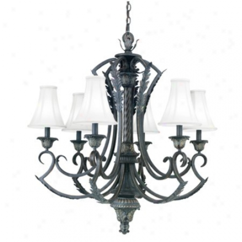 M2120-22 - Thomas Lighting - M2120-22 > Chandeliers