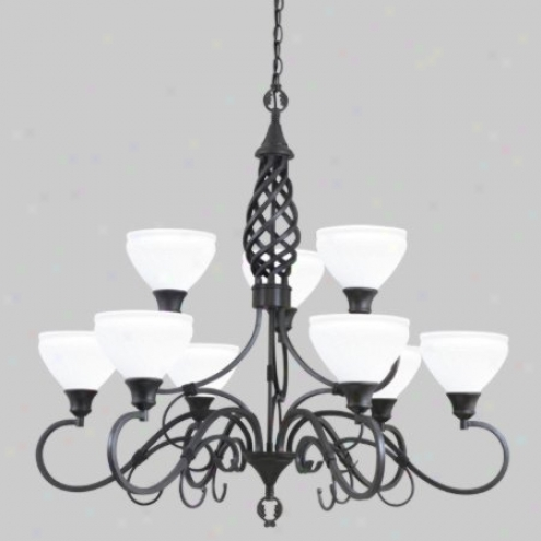 M2339-40 - Thomas Lighting - M2339-40 > Chandeliers