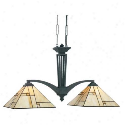 M2605-11 - Thomas Lighting - M2605-11 > Bar / Pool Stand  Lighting
