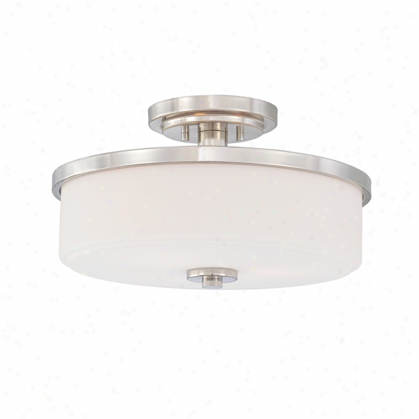 Mas1716is - Quoizel - Mas176is > Semi Flush Mount
