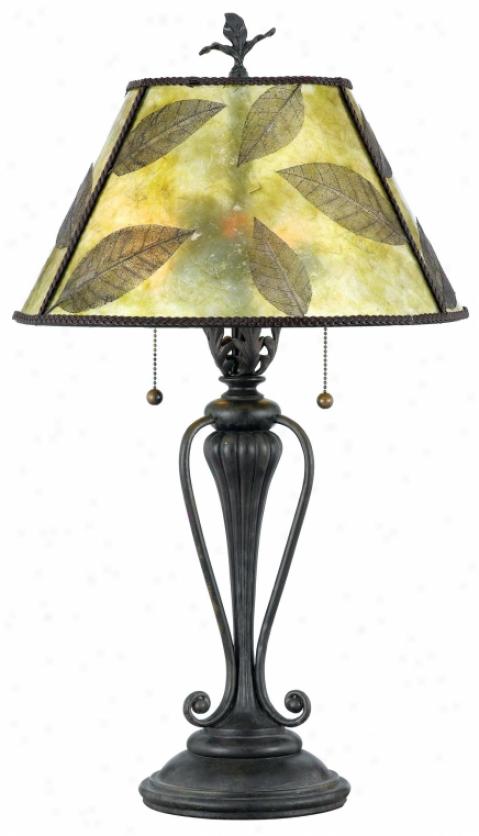 Mc410t - Quoizel - Mc410t > Table Lamps
