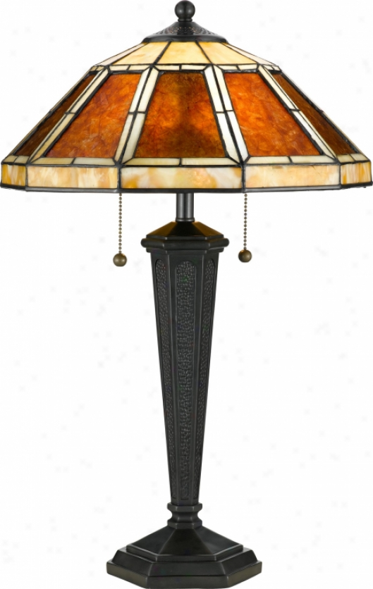 Mc700tvb - Quoizel - Mc700tvb > Table Lamps