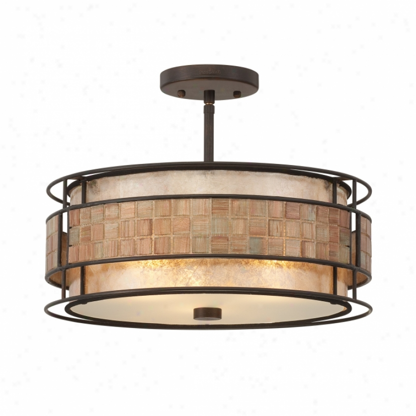 Mc842src - Quoizel - Mc842src > Semi Flush Mount