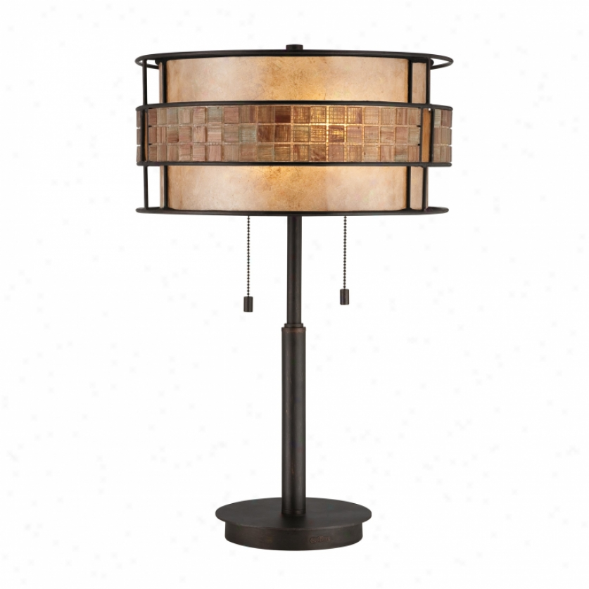 Mc842trc - Quoizel - Mc842trc > Table Lamps