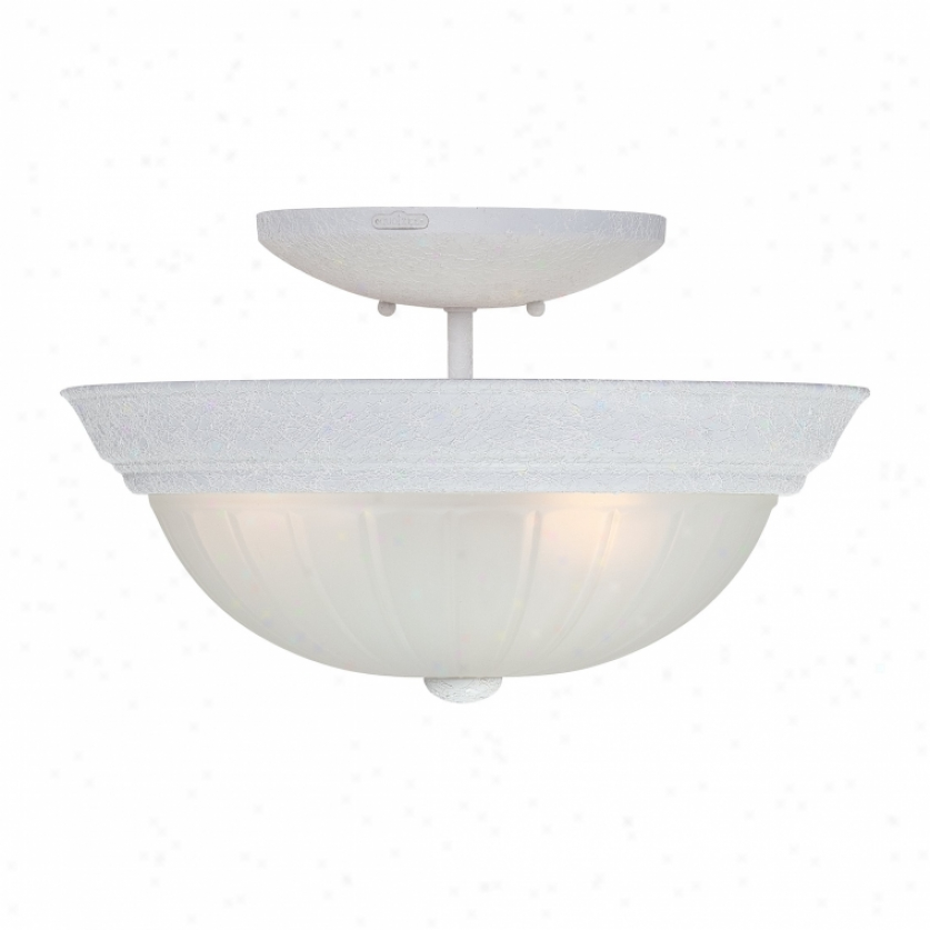 Ml1615w - Quoizel - Ml1615w > Semi Flush Mount