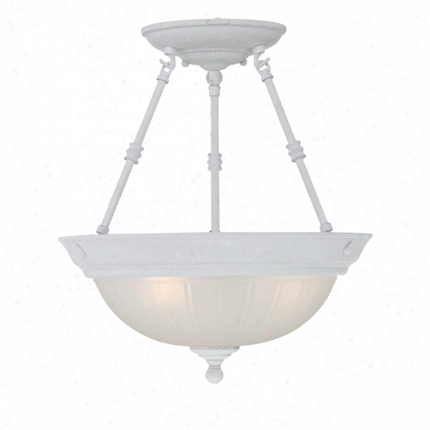 Ml1715w - Quoizel - Ml1715w > Semi Flush Mount