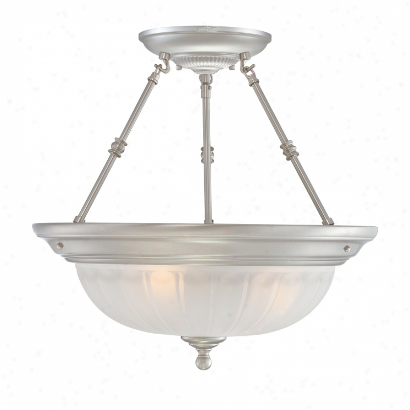 Ml1718es - Quoizel - Ml1718es > Semi Flush Mount