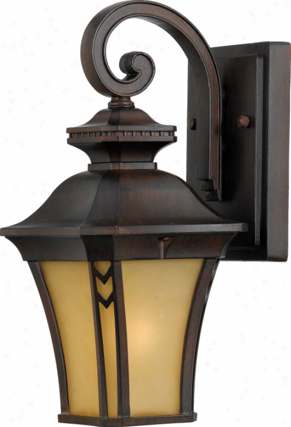 Nf8406tb - Quoizel - Nf8406tb > Outdoor Wall Sconce