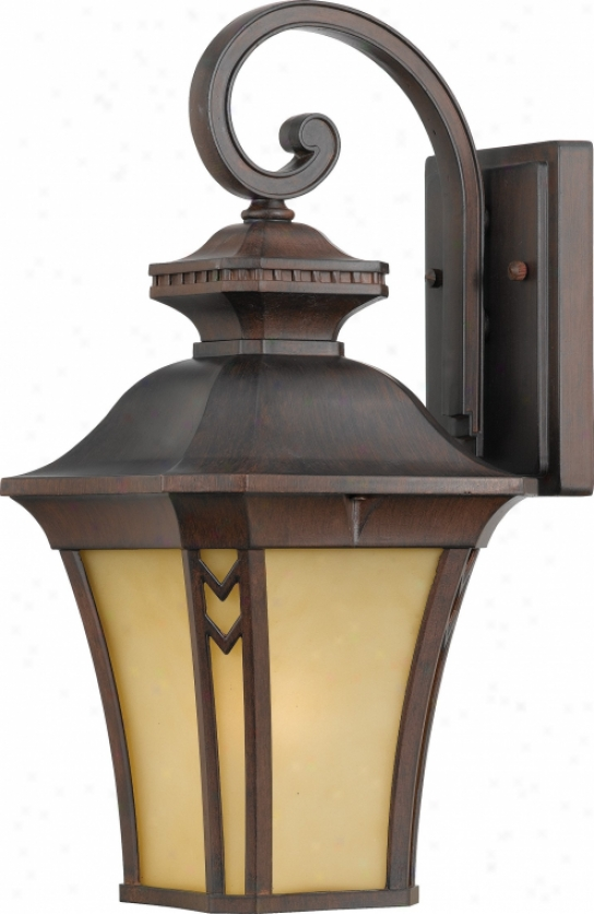 Nf8408tb - Quoizel - Nf8408tb > Outdoor Wall Sconce
