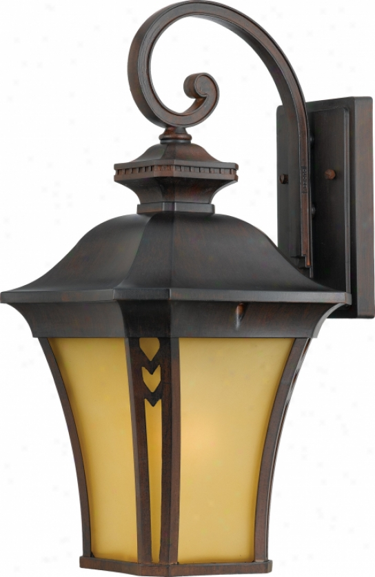 Nf8410tb - Quoizel - Nf8410tb > Outdoor Wal lSconce