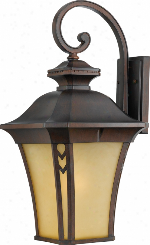 Nf8412tb - Quoizel - Nf8412tb > Outdoor Wall Sconce