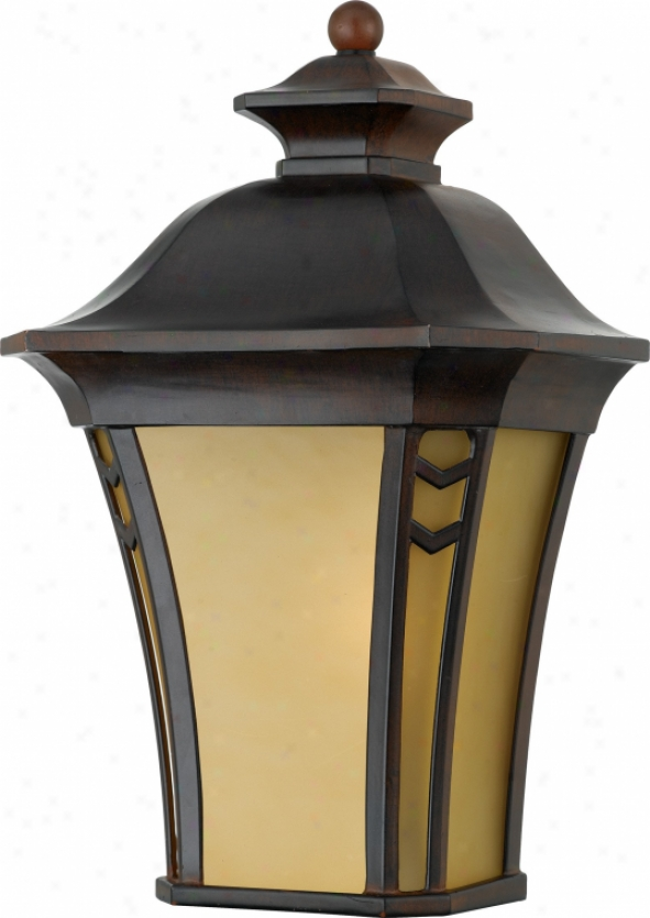 Nf8510tb - Quoizel - Nf8510tb > Exterior Wall Sconce
