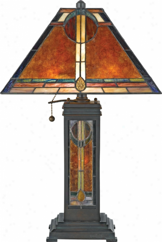 Nx615tva - Quoizel - Nx615tva > Table Lamps