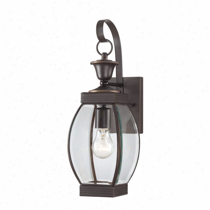 Oas8406z - Quoizel - Oas8406z > Outdoor Wall Sconce