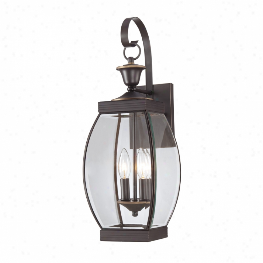 Oas8408z - Quoizel - Oas8408z > Outdoor Wall Sconce