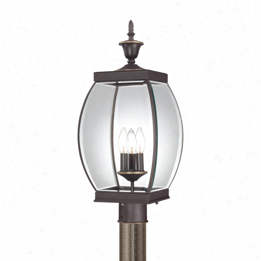 Oas9009z - Quoizel - Oas9009z > Outdoor Wall Sconce