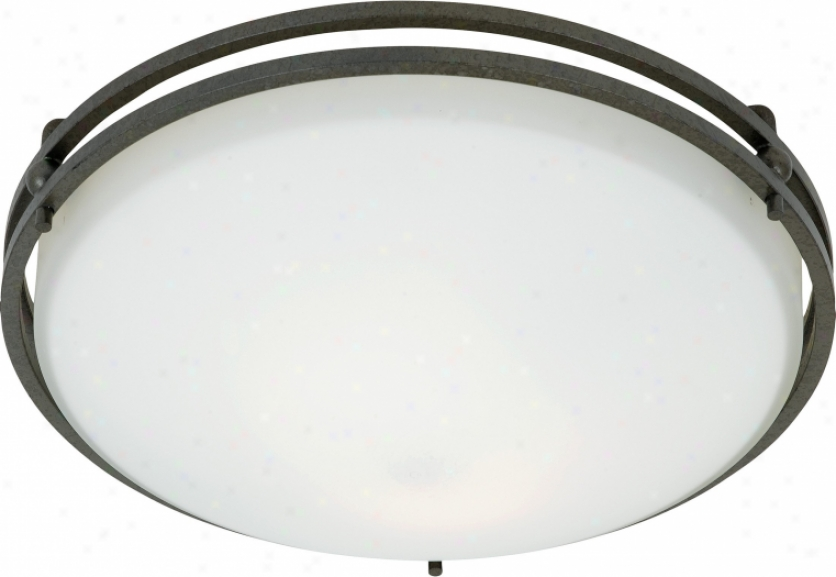 Oz1613in - Quoizel - Oz1613in > Flush Mount