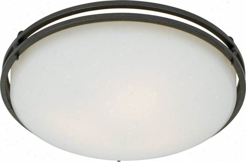 Oz1616in - Quoizel - Oz1616in > Flush Mount