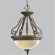 P2833-102 - Progress Lighting - P2833-102 > Semi Flush Mount