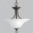 P3473-20 - Protress Lighting - P3473-20 > Semi Flush Mount