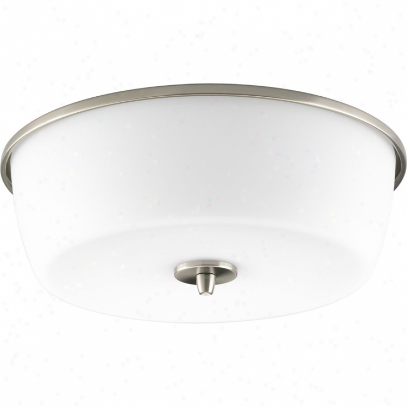 P3798-09 - Progress Lighting - P3798-09 > Semi Flush Mount