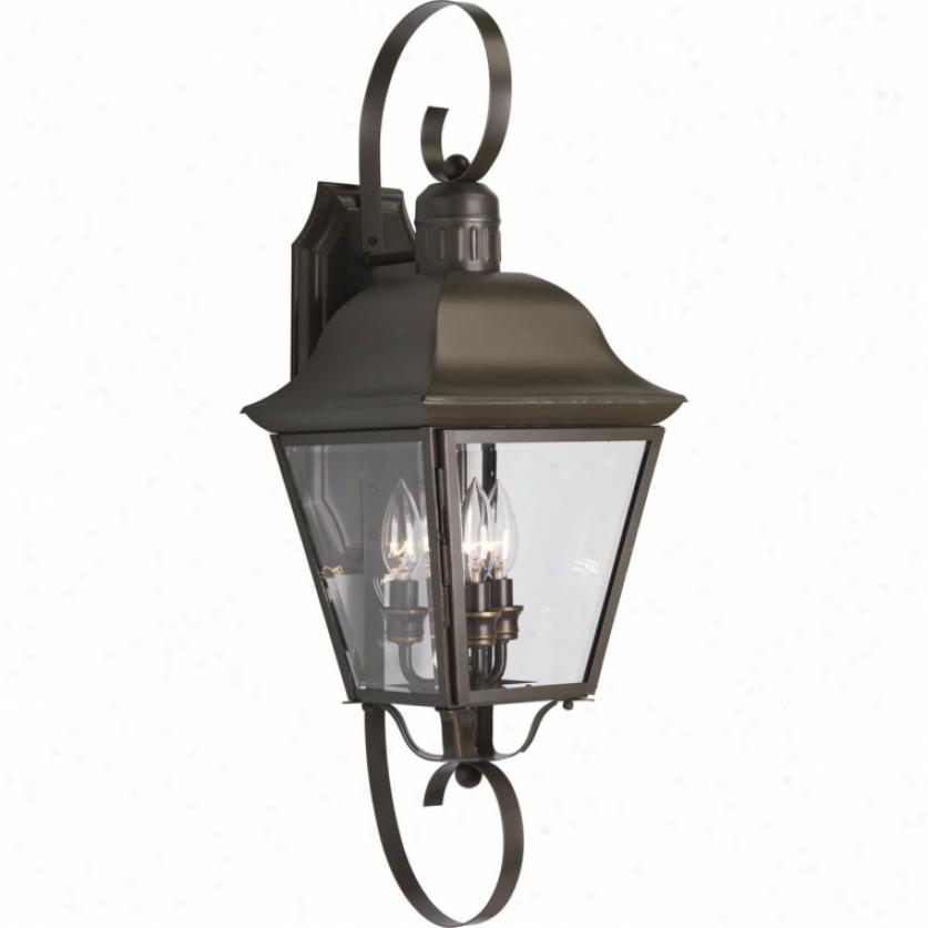 P5689-20 - Progress Lighting - P5689-20 > Outdoor Sconce