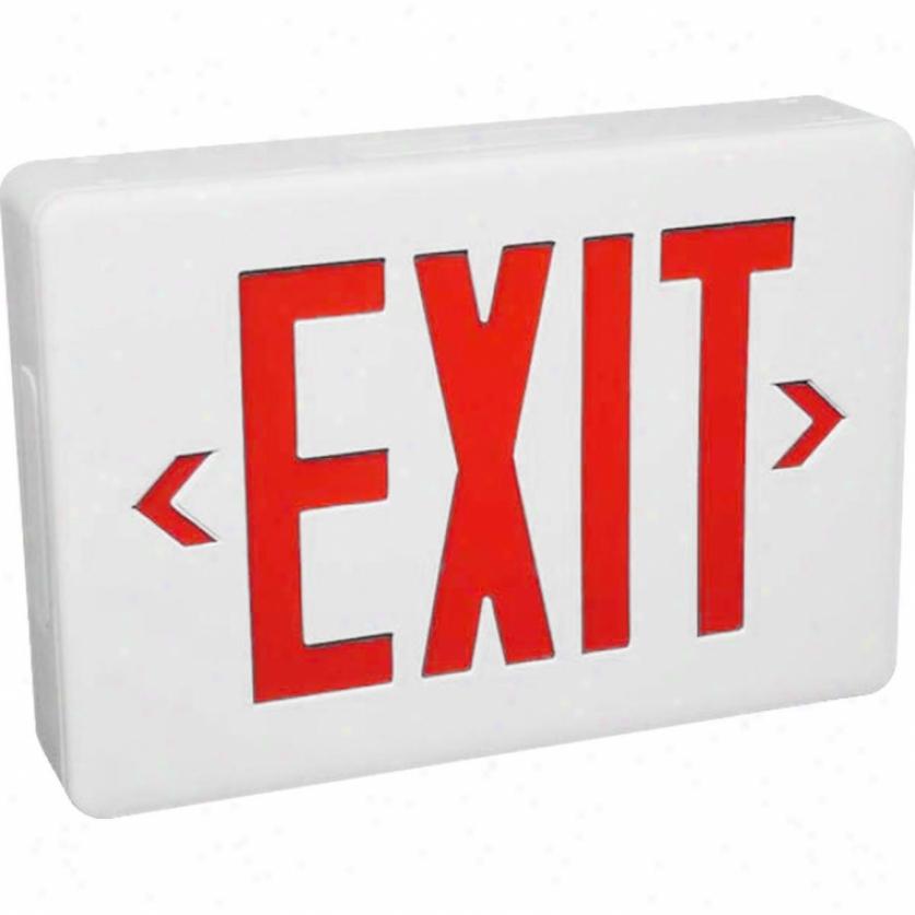 Pe001-30 - Progress Lighting - Pe001-30 > Exit And Emergency Lighting