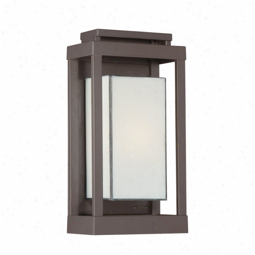 Pwl8307wt - Quoizel - Pwl8307wt > Outdoor Wall Sconce