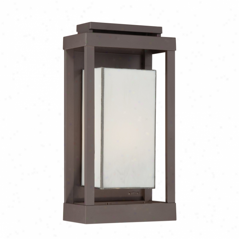 wPl8309wt - Quoizel - Pwl8309wt > Outdoor Wall Sconce