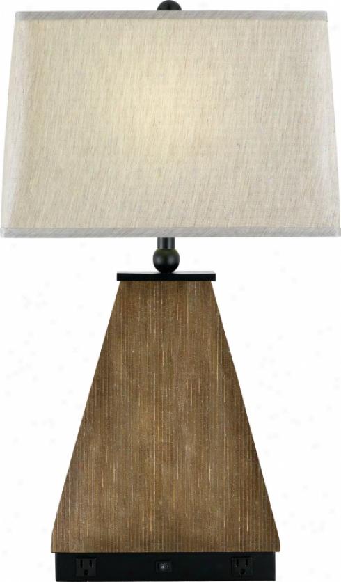 Q1091 - Quoizel - Q1091 > Table Lamps