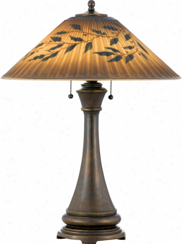 Q490t - Quoizel - Q490t > Table Lamps