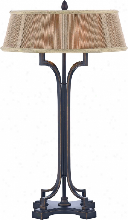 Q611t - Quoizel - Q611t > Table Lamps