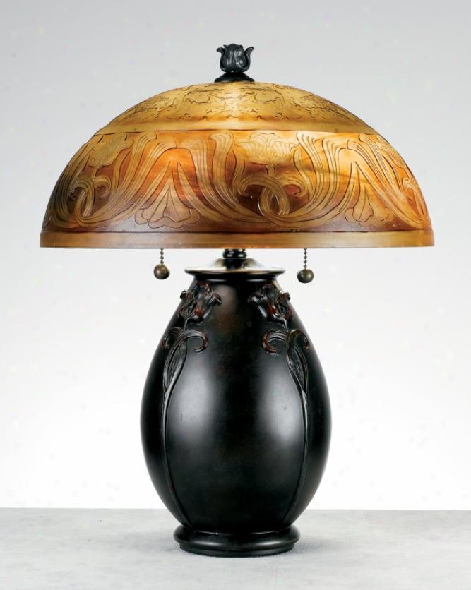 Qj6781tr - Quoizel - Qj6781tr > Table Lamps