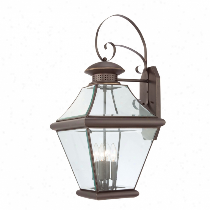 Rj8414z - Quoizel - Rj8414z > Outdoor Wall Sconce