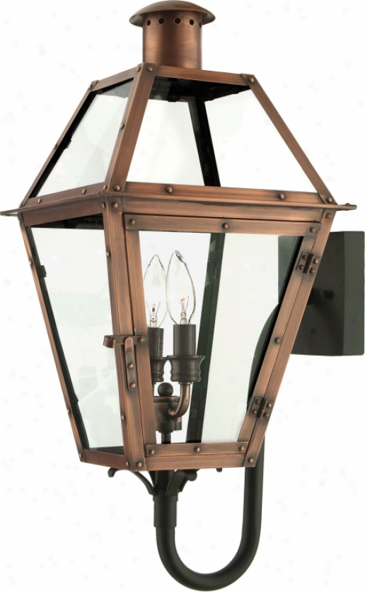 Ro8311ac - Quoizel - Ro8311ac > Outdoor Wall Sconce