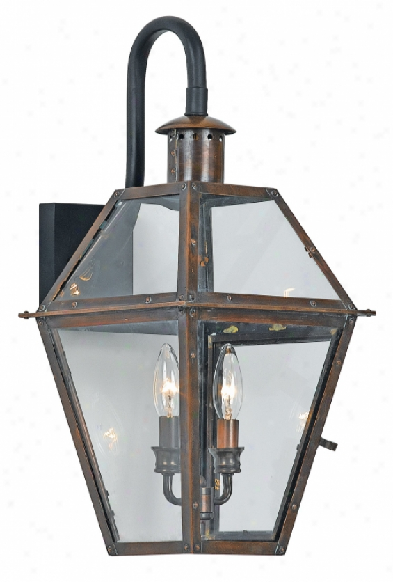 Ro8411ac - Quoizel - Ro8411ac > Outdoor Wall Sconce
