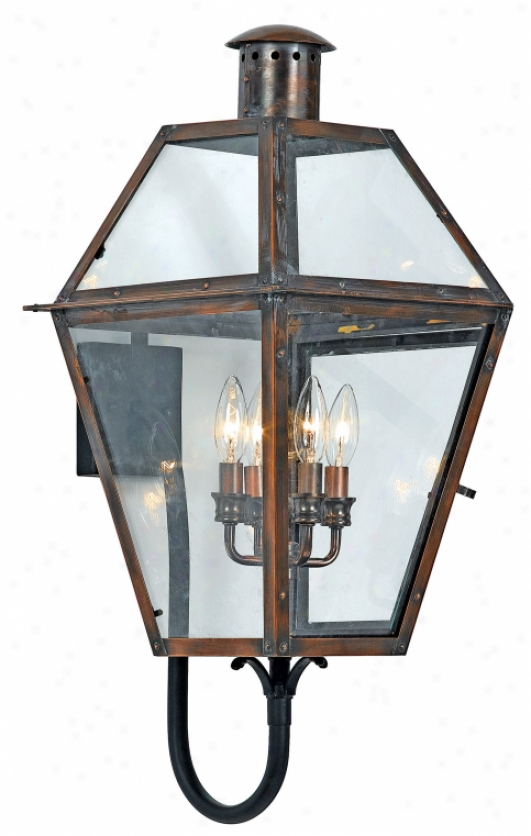 Ro8414ac - Quoizel - Ro8414ac > Outdoor Wall Sconce